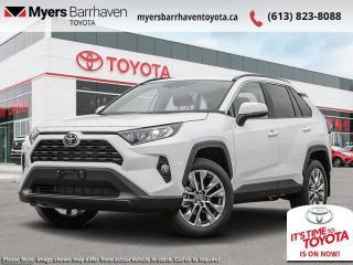 New 2021 Toyota RAV4 XLE  - XLE Premium - $253 B/W for sale in Ottawa, ON