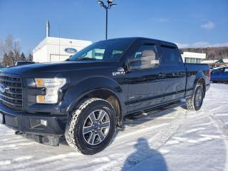 Used 2017 Ford F-150 SPORT, CREW, 4X4, ECOBOOST 3.5L for sale in Vallée-Jonction, QC