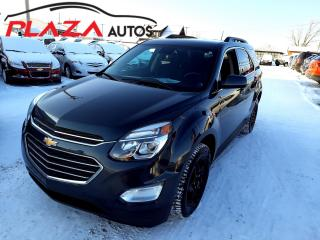 Used 2017 Chevrolet Equinox 4dr LT w-1LT for sale in Beauport, QC