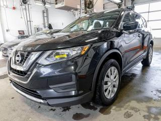 Used 2017 Nissan Rogue S AWD *SIEGES CHAUF* CAMERA *BLUETOOTH* USB *PROMO for sale in St-Jérôme, QC