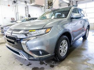 Used 2020 Mitsubishi Outlander ES S-AWC *7 PLACES* SIEGES CHAUFF *CARPLAY* PROMO for sale in St-Jérôme, QC