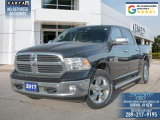Used 2017 RAM 1500 Big Horn for sale in Oakville, ON