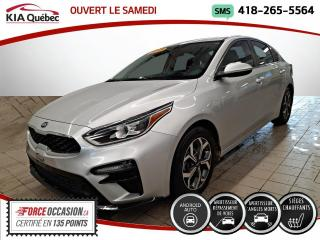 Used 2019 Kia Forte EX* CARPLAY* SIEGES CHAUFFANTS* for sale in Québec, QC