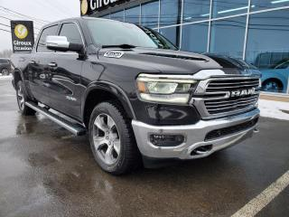 Used 2019 RAM 1500 LARAMIE, 4X4, CREW, FULL LOAD for sale in Ste-Agathe-des-Monts, QC