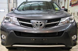 Used 2013 Toyota RAV4 LIMITED  for sale in Saskatoon, SK