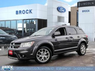 Used 2016 Dodge Journey Limited for sale in Niagara Falls, ON