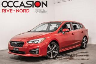 Used 2019 Subaru Impreza Sport-tech NAVI+CUIR+TOIT.OUVRANT for sale in Boisbriand, QC