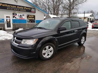 Used 2013 Dodge Journey SE for sale in Madoc, ON