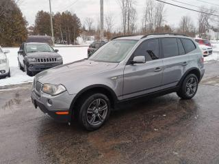 Used 2007 BMW X3 3.0Si for sale in Madoc, ON