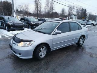 Used 2005 Honda Civic SI for sale in Madoc, ON