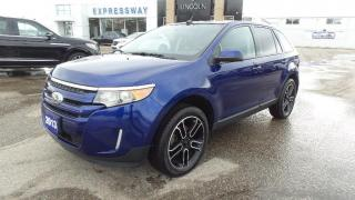 Used 2013 Ford Edge SEL for sale in New Hamburg, ON