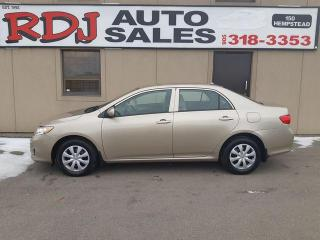 Used 2010 Toyota Corolla CE ONLY 73000KM,ACCIDENT FREE for sale in Hamilton, ON