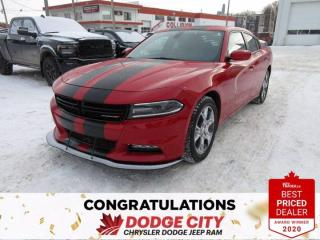 Used 2016 Dodge Charger SXT for sale in Saskatoon, SK