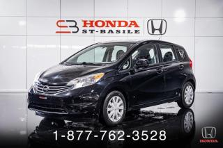 Used 2014 Nissan Versa Note SV + AUTO + A/C + CRUISE + WOW ! for sale in St-Basile-le-Grand, QC