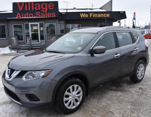 Used 2016 Nissan Rogue BACK-UP CAMERA! CRUISE CONTROL! AWD! for sale in Saskatoon, SK