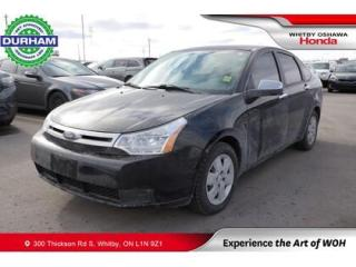 Used 2009 Ford Focus 4DR SDN SE for sale in Whitby, ON
