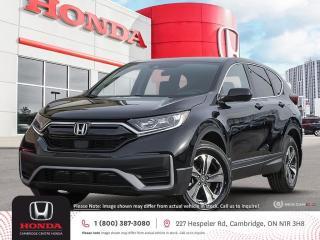 New 2021 Honda CR-V LX LANE DEPARTURE SYSTEM   APPLE CARPLAY™ & ANDROID AUTO™   HONDA SENSING TECHNOLOGIES for sale in Cambridge, ON