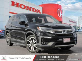Used 2019 Honda Pilot Touring HONDA SENSING TECHNOLOGIES | GPS NAVIGATION | REMOTE STARTER for sale in Cambridge, ON