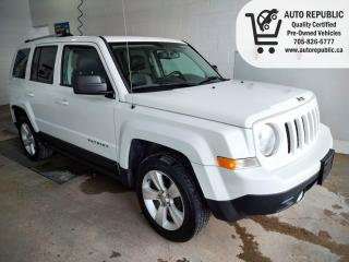 Used 2012 Jeep Patriot LIMITED for sale in Orillia, ON