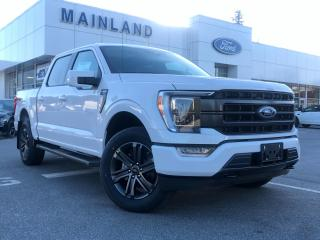 New 2021 Ford F-150 LARIAT 502A for sale in Surrey, BC