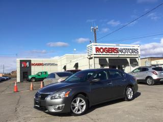 Used 2015 Nissan Altima 2.5 SV - SUNROOF - REVERSE CAM - HTD SEATS for sale in Oakville, ON