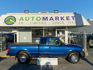 Used 2008 Ford Ranger FX4 Off-Road SuperCab 4 Door 4X4 INSPECTED FREE BCAA & WRNTY for sale in Langley, BC