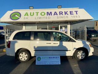 Used 2009 Dodge Grand Caravan CARGO! NEW BRAKES AND TIRES! INSPECTED, LOCAL, FREE BCAA MBRSHP & WRNTY! IN HOUSE LEASING for sale in Langley, BC