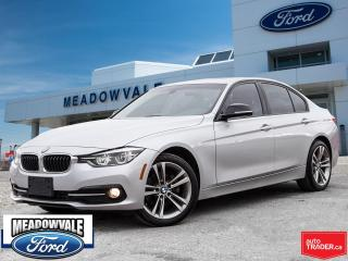 Used 2017 BMW 3 Series 320i xDrive for sale in Mississauga, ON