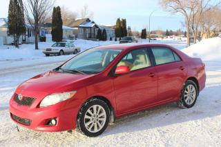 Used 2009 Toyota Corolla WHOLESALE for sale in Regina, SK