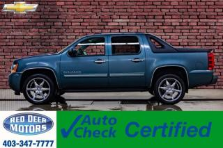 Used 2012 Chevrolet Avalanche 4x4 LT BCam for sale in Red Deer, AB
