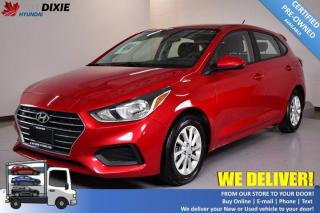 Used 2020 Hyundai Accent Preferred for sale in Mississauga, ON