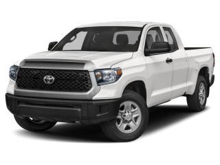 New 2021 Toyota Tundra for sale in Regina, SK
