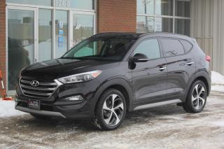 Used 2017 Hyundai Tucson SE AWD - LEATHER - PANO MOONROOF for sale in Saskatoon, SK