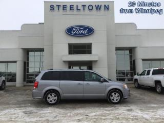 Used 2020 Dodge Grand Caravan Crew Plus  - Leather Seats for sale in Selkirk, MB