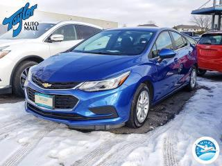 Used 2018 Chevrolet Cruze LT for sale in Kingston, ON