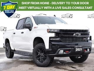 New 2021 Chevrolet Silverado 1500 LT Trail Boss for sale in Tillsonburg, ON