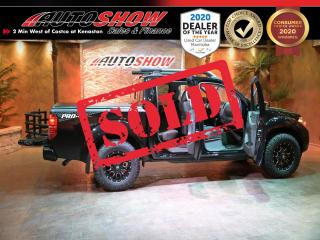 Used 2018 Nissan Frontier PRO-4X Crew Cab - S.Roof, Nav, Htd Seats!! for sale in Winnipeg, MB