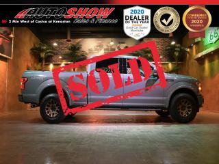 Used 2019 Ford F-150 5.0L Coyote Sport!  Nav, Htd Buckets, BIG LOOKS !! for sale in Winnipeg, MB