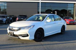 Used 2016 Honda Accord Sedan V6 Touring 6AT for sale in Langley, BC