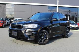 Used 2017 BMW X5 M for sale in Langley, BC