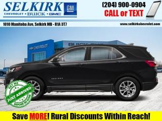 New 2021 Chevrolet Equinox LT  - Heated Seats - Power Liftgate for sale in Selkirk, MB