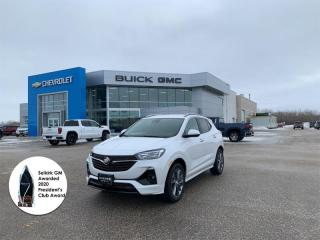 New 2021 Buick Encore GX Preferred for sale in Selkirk, MB