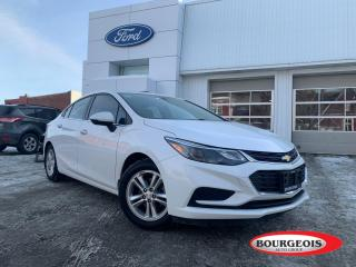 Used 2017 Chevrolet Cruze LT AUTO for sale in Midland, ON