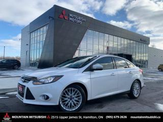 Used 2014 Ford Focus TITANIUM  - $78 B/W - Balance of Factory Warranty for sale in Mount Hope (Hamilton), ON