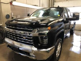 Used 2020 Chevrolet Silverado 2500 HD 2500HD LTZ 6.6L GAS 4X4 NAV TECH PKG SAFETY PKG for sale in Orillia, ON