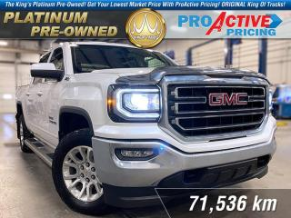Used 2018 GMC Sierra 1500 SLE for sale in Rosetown, SK