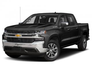 New 2021 Chevrolet Silverado 1500 Silverado Custom Trail Boss for sale in Listowel, ON