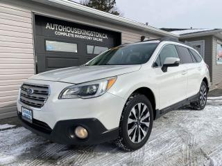 Used 2015 Subaru Outback 3.6R w/Limited Pkg for sale in Kingston, ON