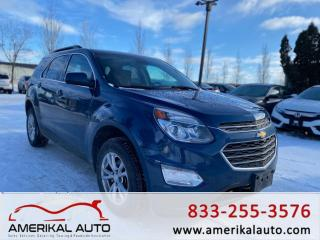 Used 2016 Chevrolet Equinox LT for sale in Winnipeg, MB