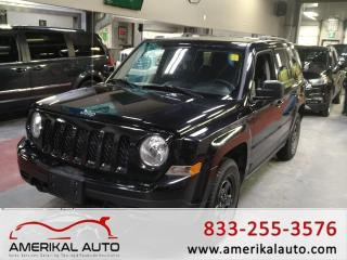 Used 2012 Jeep Patriot north for sale in Winnipeg, MB